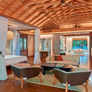 Luxury Malaysia Holiday Packages The Datai Langkawi The Datai Estate Villa Bedroom