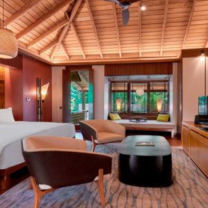 Luxury Malaysia Holiday Packages The Datai Langkawi The Datai Estate Villa Bedroom1