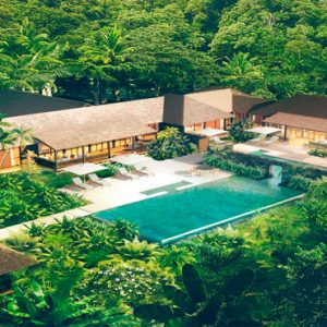 Luxury Malaysia Holiday Packages The Datai Langkawi The Datai Estate Villa Exterior