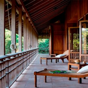 Luxury Malaysia Holiday Packages The Datai Langkawi The Datai Suite Balcony