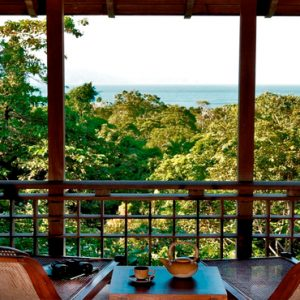 Luxury Malaysia Holiday Packages The Datai Langkawi The Datai Suite Balcony View