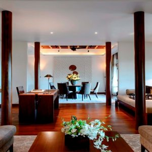 Luxury Malaysia Holiday Packages The Datai Langkawi The Datai Suite Living Room