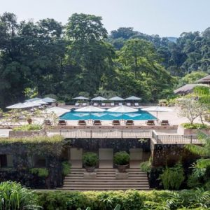 Luxury Malaysia Holiday Packages The Datai Langkawi The Main Pool Next To The Main Building