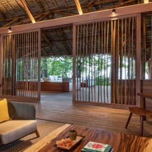 Luxury Malaysia Holiday Packages The Datai Langkawi The Nature Centre (Lounge Area)