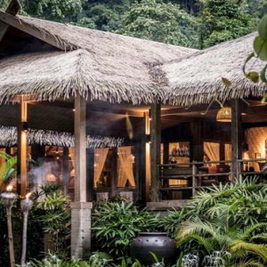 Luxury Malaysia Holiday Packages The Datai Langkawi The Gulai House Exterior