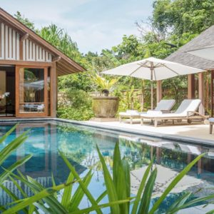 Luxury Malaysia Holiday Packages The Datai Langkawi Two Bedroom Beach Villa Pool