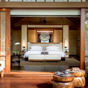 Luxury Malaysia Holiday Packages The Datai Langkawi Two Bedroom Beach Villa