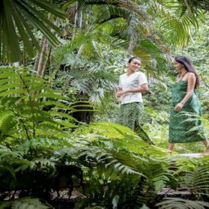 Luxury Malaysia Holiday Packages The Datai Langkawi Walkway To Spa
