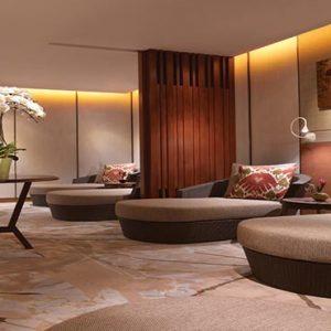 Shangri La Singapore Luxury Singapore Honeymoon Packages Spa Relaxation Lounge