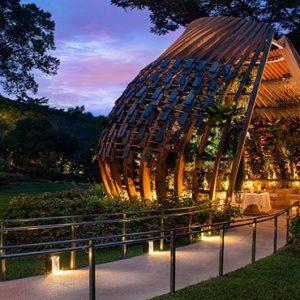 Shangri La Singapore Luxury Singapore Honeymoon Packages The Orchid (Diner De Fleurs)