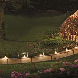 Shangri La Singapore Luxury Singapore Honeymoon Packages The Orchid (Diner De Fleurs) Exterior