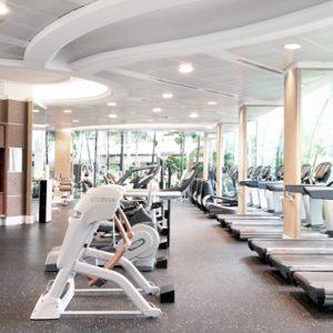 Luxury Singapore Holiday Packages Shangri La Singapore Gym