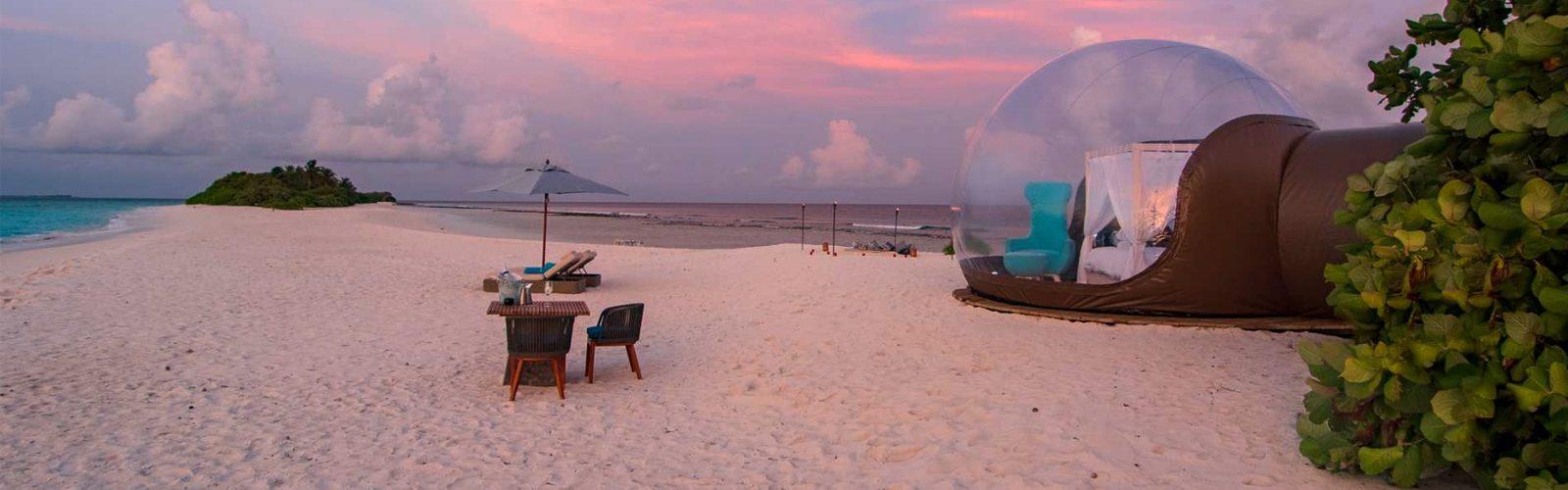 Sri Lanka And Maldives Multi Centre Holiday Package Header