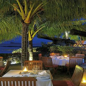 Canonnier Beachcomber Golf Resort And Spa Mauritius Luxury holiday Packages Le Navigator At Night