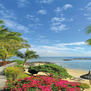 Canonnier Beachcomber Golf Resort And Spa Mauritius Luxury holiday Packages Beach2
