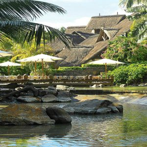 Canonnier Beachcomber Golf Resort And Spa Mauritius Luxury holiday Packages Garden