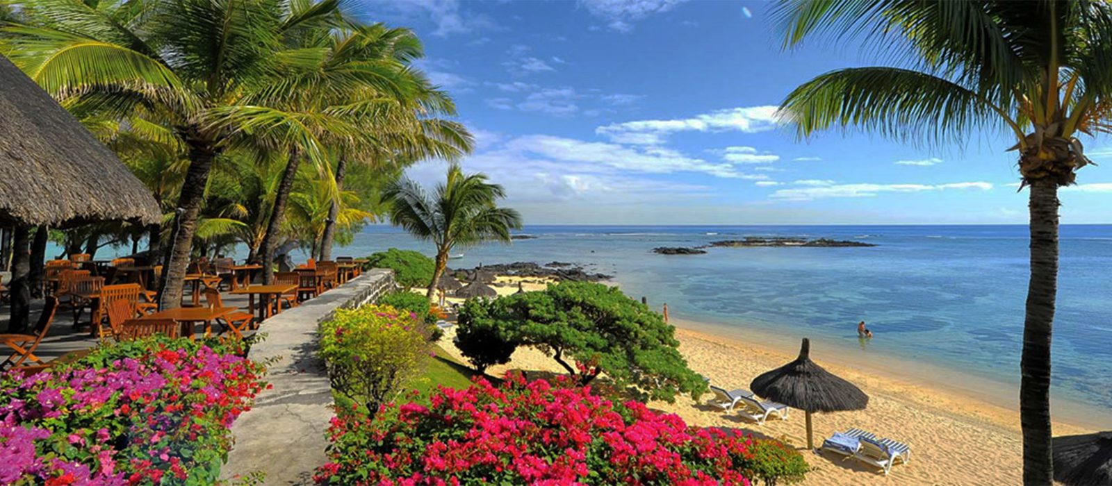 Canonnier Beachcomber Golf Resort And Spa Mauritius Luxury holiday Packages Header