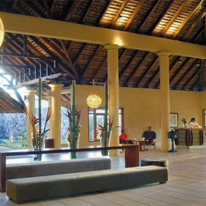 Canonnier Beachcomber Golf Resort And Spa Mauritius Luxury holiday Packages Lobby