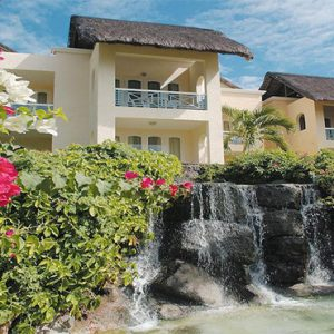 Canonnier Beachcomber Golf Resort And Spa Mauritius Luxury holiday Packages Waterfall Garden