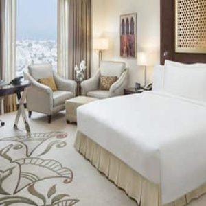 Luxury Dubai Holiday Packages Conrad Dubai King Deluxe Room Sea View