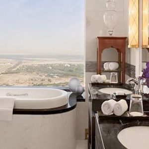 Luxury Dubai Holiday Packages Conrad Dubai Royal Suite Lounge Access2