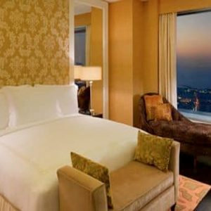 Luxury Dubai Holiday Packages Conrad Dubai Royal Suite Lounge Access5