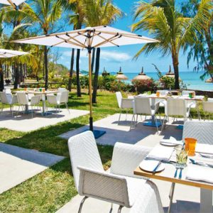 luxury Mauritius holiday Packages Ambre Mauritius Dining 4
