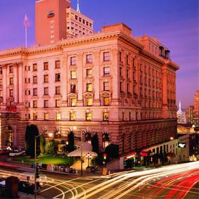San Francisco Honeymoon Packages Fairmont San Francisco Thumbnail