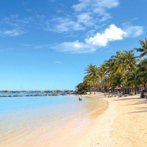 Beach 2 Mauricia Beachcomber Resort And Spa Luxury Mauritius Honeymoons