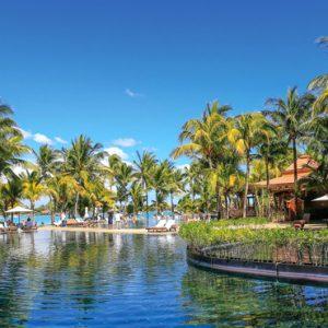 Pool 2 Mauricia Beachcomber Resort And Spa Luxury Mauritius Honeymoons