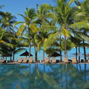 Pool 3 Mauricia Beachcomber Resort And Spa Luxury Mauritius Honeymoons