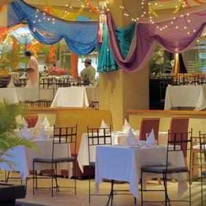 Restaurant Mauricia Beachcomber Resort And Spa Luxury Mauritius Honeymoons
