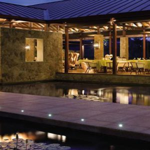 Four Seasons Resort Seychelles Luxury Seychelles holiday Packages Restaurant Exterior