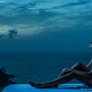 Four Seasons Resort Seychelles Luxury Seychelles holiday Packages Spa Massage At Night