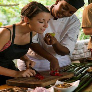 Four Seasons Resort Seychelles Luxury Seychelles Honeymoon Packages Cooking Class