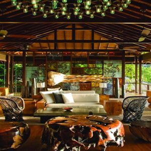 Four Seasons Resort Seychelles Luxury Seychelles holiday Packages Lobby