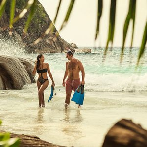 Four Seasons Resort Seychelles Luxury Seychelles holiday Packages Snorkeling1