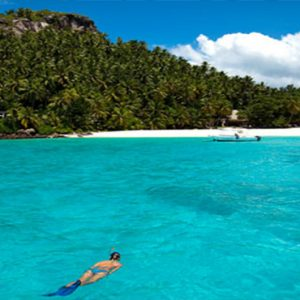 Four Seasons Resort Seychelles Luxury Seychelles holiday Packages Snorkeling2