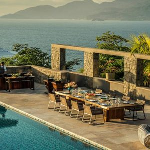 Four Seasons Resort Seychelles Luxury Seychelles holiday Packages Special Occasion Dining