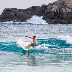 Four Seasons Resort Seychelles Luxury Seychelles holiday Packages Surfing