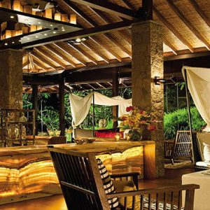 Four Seasons Resort Seychelles Luxury Seychelles holiday Packages Zez Bar