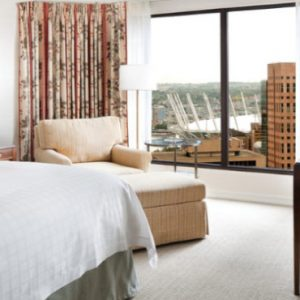 Luxury Canada Holiday Packages Four Seasons Vancouver Deluxe Preferred View Room