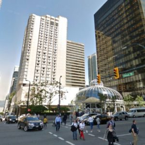 Luxury Canada Holiday Packages Four Seasons Vancouver Exterior