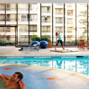 Luxury Canada Holiday Packages Four Seasons Vancouver Pool