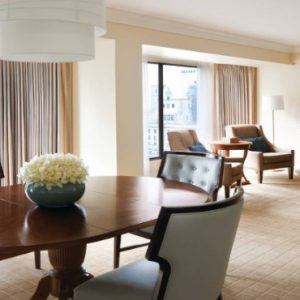 Luxury Canada Holiday Packages Four Seasons Vancouver Premier One Bedroom Suite2