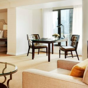 Luxury Canada Holiday Packages Four Seasons Vancouver Premier Preferred View Room