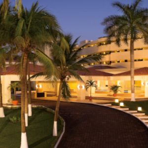 Luxury Mexico Holiday Packages Dreams Huatulco Exterior 1