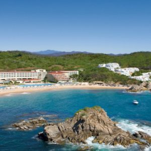 Luxury Mexico Holiday Packages Dreams Huatulco Exterior