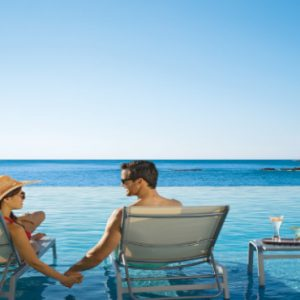 Luxury Mexico Holiday Packages Dreams Huatulco Pool 1