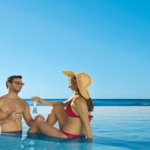 Luxury Mexico Holiday Packages Dreams Huatulco Pool 3